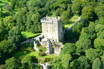 Blarney Castle And Rock Close