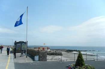 Salthill Blue Flag Beach