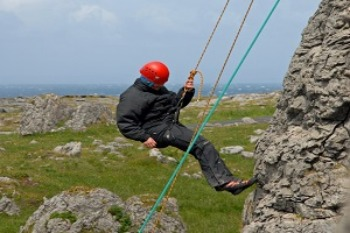 Nevsail's Outdoor Rockclimbing The Burren